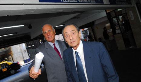 El mafioso Hector Magnetto