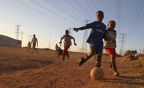 Futbolapartheid