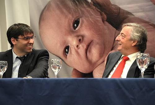 Nestor+bossio+baby