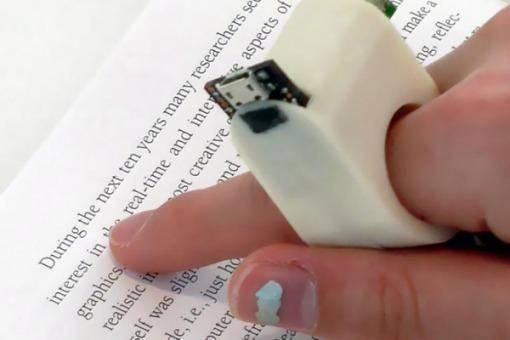 Fingereader